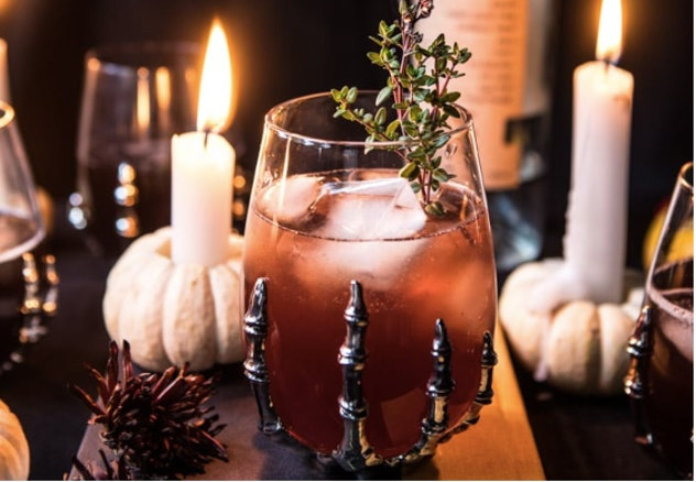 The Deathly Hollows Cocktail