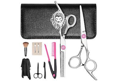 PLYRFOCE 9-Piece Hair Cutting Kit