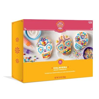 Dia De Muertos Sugar Skull Cookie Decorating Kit