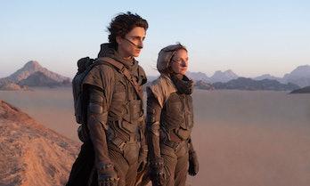 'Dune' (2021).