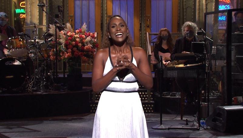 Issa Rae hosting 'SNL' on Oct. 17.