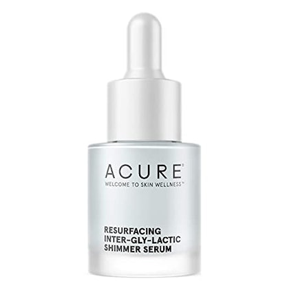 Acure Resurfacing Inter-Gly-Lactic Shimmer Serum