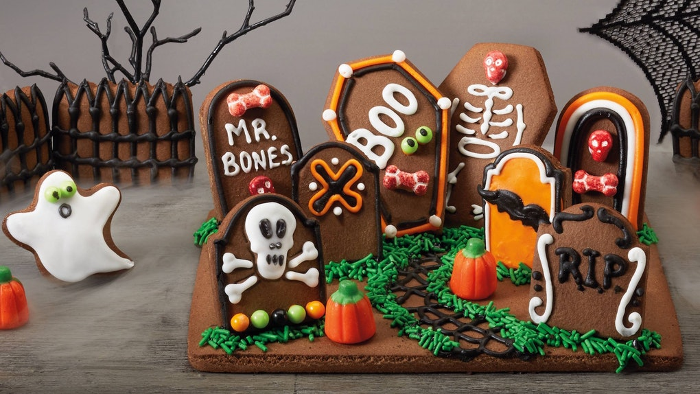 Target's Halloween 2020 cookie kits are full of options.