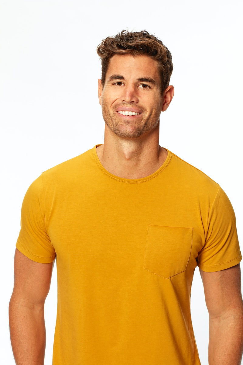 Chasen from 'The Bachelorette' via the ABC press site