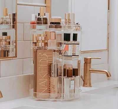 Tranquil Abode Makeup Organizer
