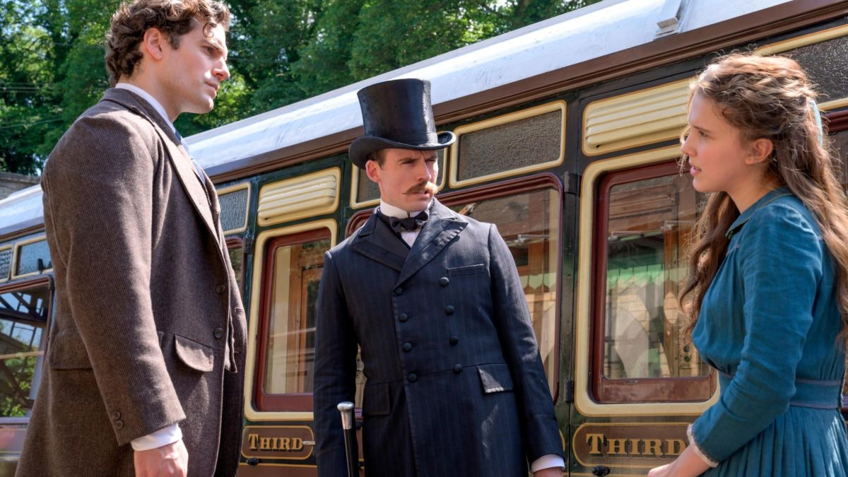 You can play a Sherlock Holmes-inspired murder mystery game on Zoom.