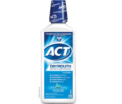 ACT Dry Mouth Mouthwash, 18 Oz.