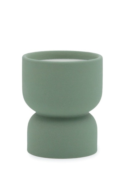 Form Ceramic Candle Spanish Moss