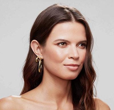 PAVOI 14K Gold Hoop Earrings