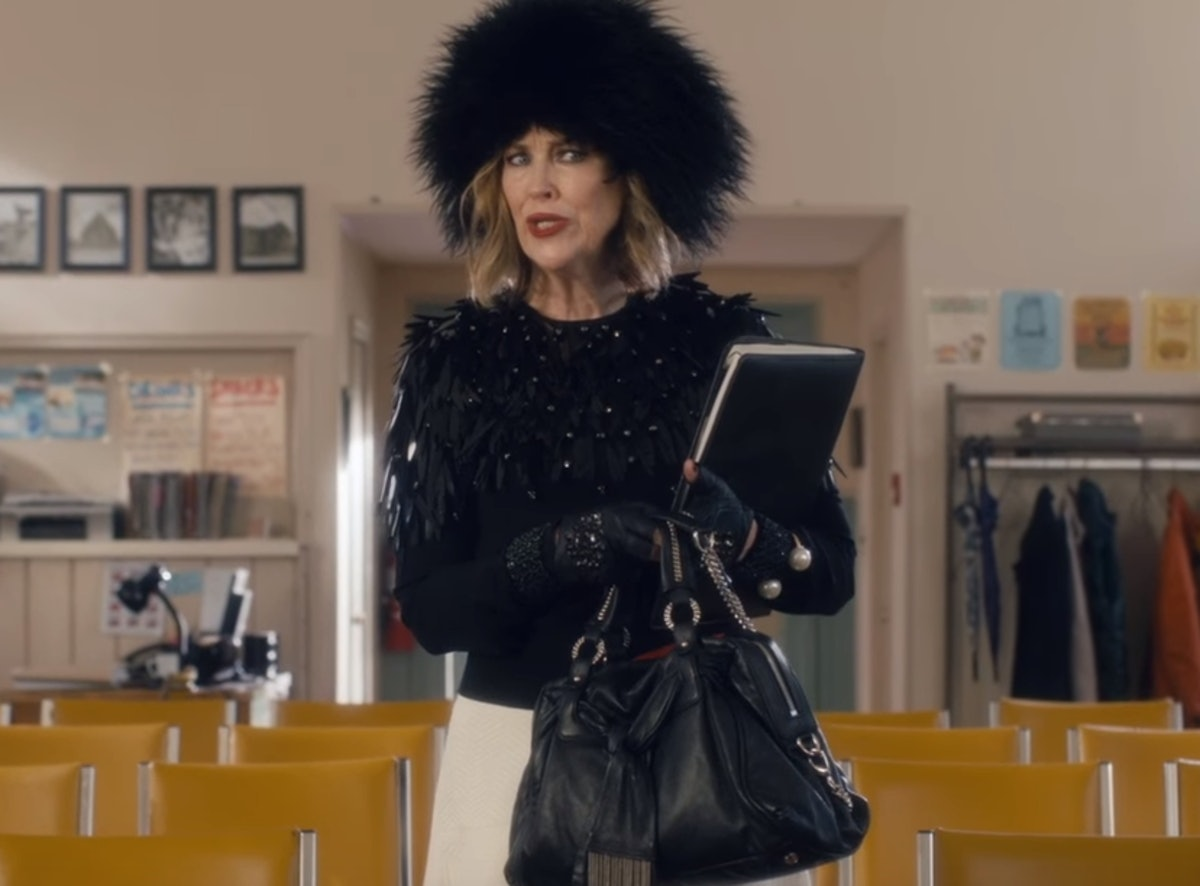 Moira Rose has the most over-the-top outfits on 'Schitt's Creek.'