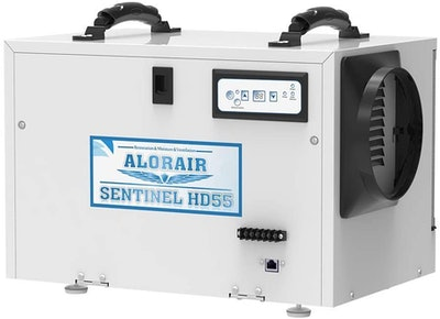 ALORAIR Basement/Crawl Space Dehumidifier