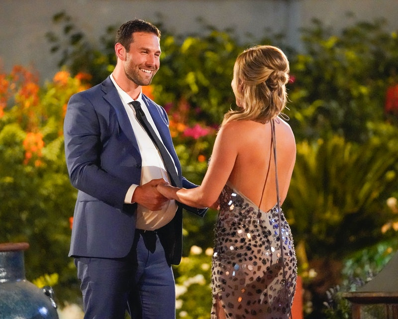 Jason Foster and Clare Crawley on The Bachelorette via the ABC Press Site