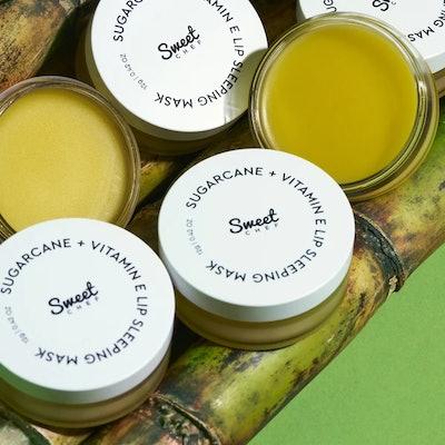 Sugarcane + Vitamin E Lip Sleeping Mask