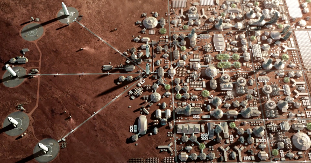 SpaceX Mars city: Elon Musk details 1 test its success depends on