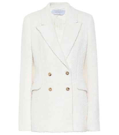 Angela Alpaca, Wool, Cashmere and Silk Blazer