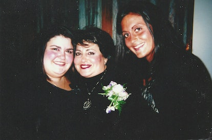 'Unsolved Mysteries' Volume 2 subject JoAnn Romain with her daughters Kellie and Michelle via Netfli...