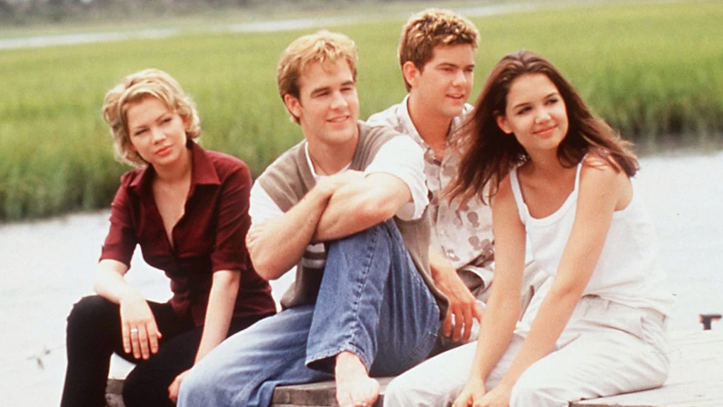 'Dawson's Creek' cast