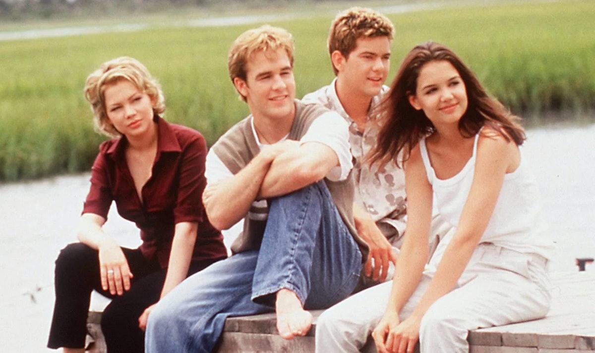 'Dawson's Creek' cast