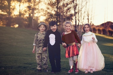 Halloween is the perfect time to share your throwback Halloween photos with these Instagram captions...