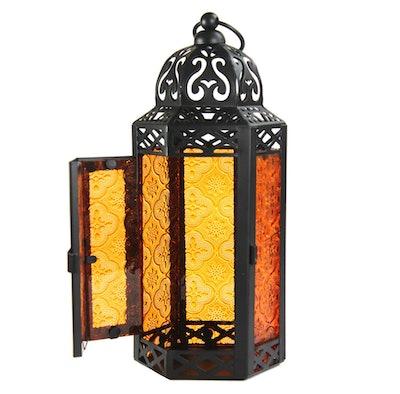 Vela Lanterns Moroccan Style Candle Lantern