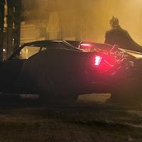 'The Batman' video leak reveals a radically different kind of Batmobile