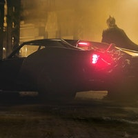 'The Batman' video leak reveals a radically different kind of Batmobile