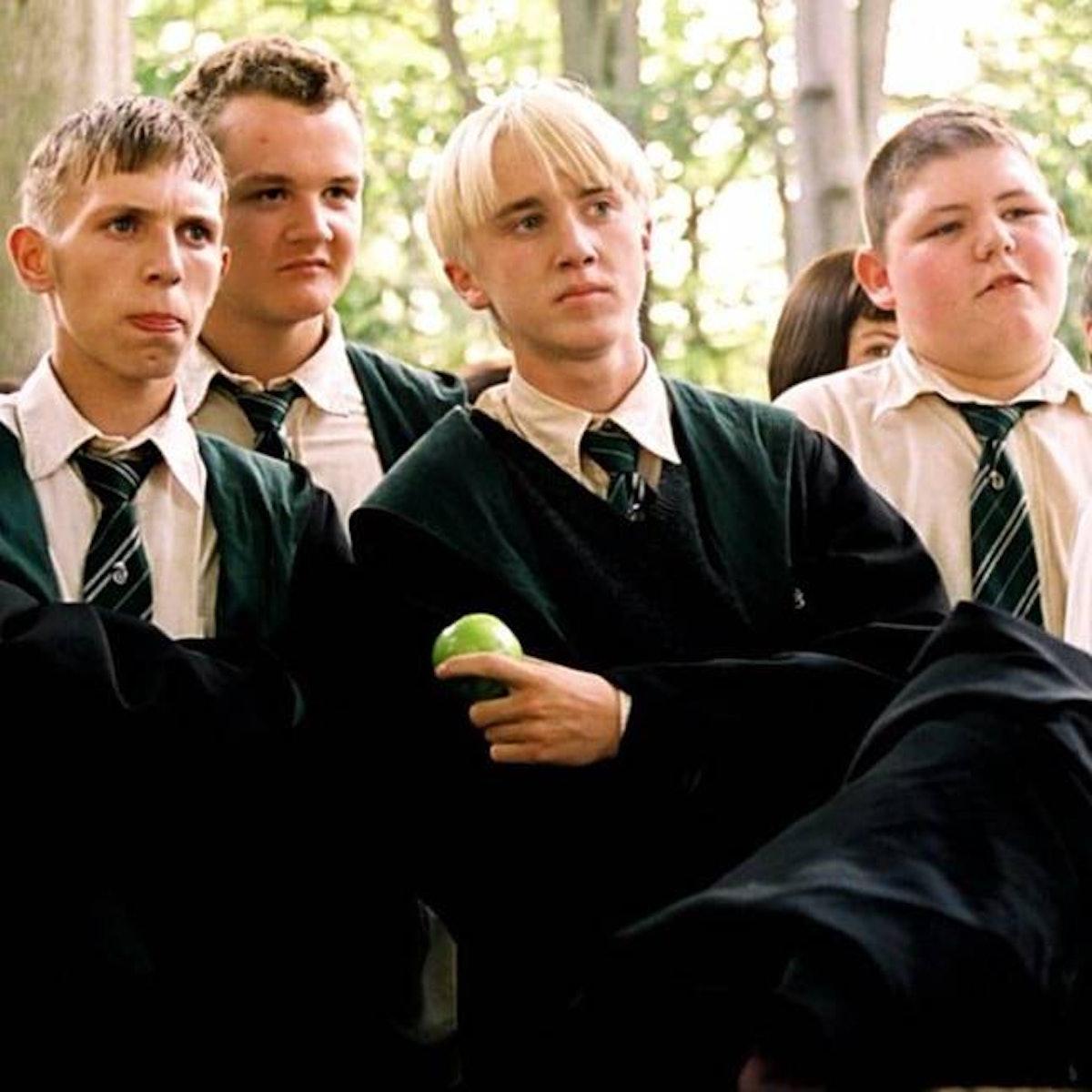 Tom Felton in 'Harry Potter'