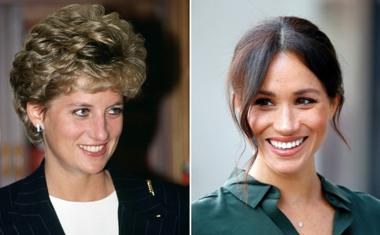 Meghan Markle and Prince Harry's new portrait, released by 'TIME' has a subtle nod to Prince Harry's late mom, Princess Diana.