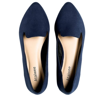 Ataiwee Suede Ballet Flats
