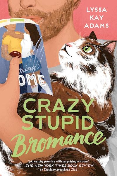 'Crazy Stupid Bromance' by Lyssa Kay Adams