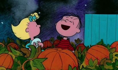 It's the Great Pumpkin Charlie Brown is streaming on Apple TV+.
