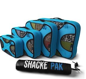 Shacke Pak Packing Cubes (5-Set)