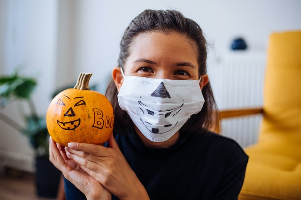 Is it safe to go to a Halloween party during coronavirus? Here's what to know before you go.