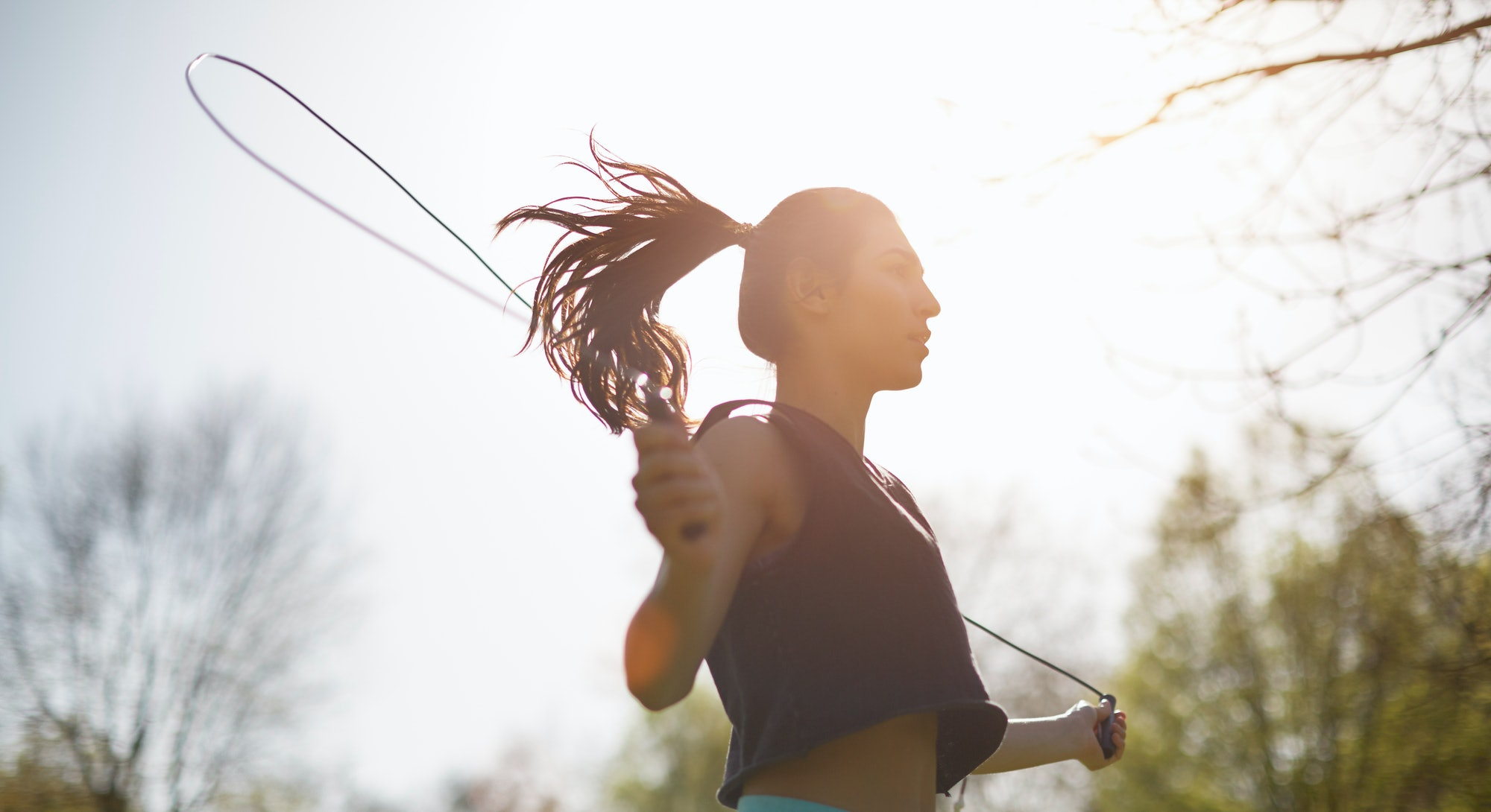 jump rope mental health exercise