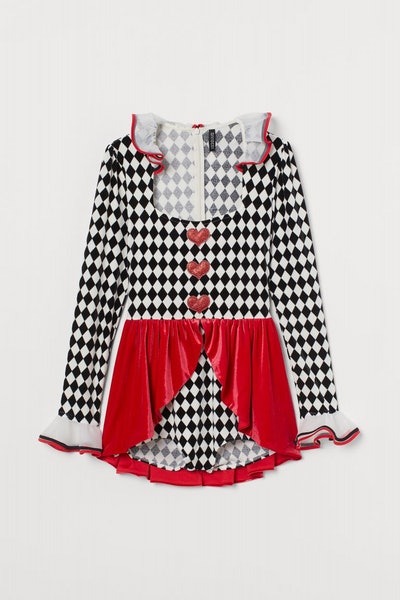 H&M Queen of Hearts Costume
