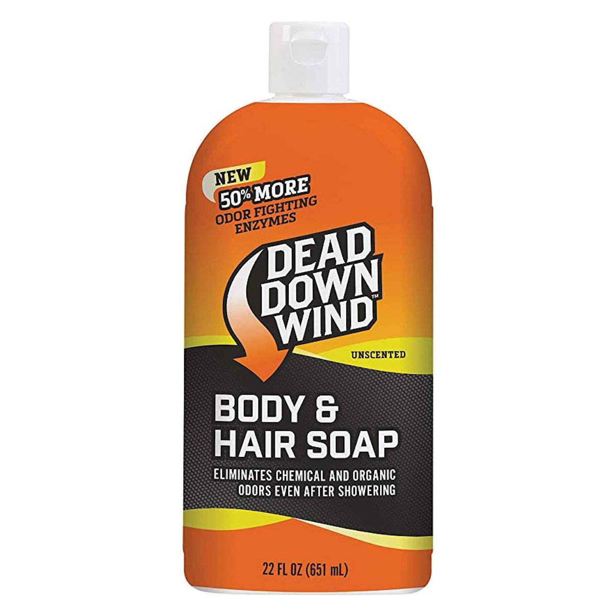 Dead Down Wind Body & Hair Soap