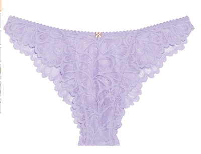 Women's Savage Not Sorry High Leg Lace Brazilian