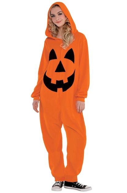 Zipster Pumpkin Adult Costume