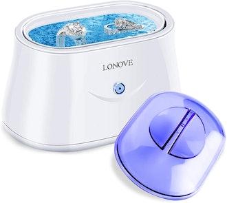 LONOVE Ultrasonic Jewelry Cleaner