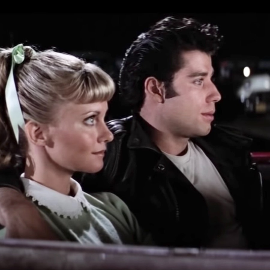 "Let ""Grease"" inspire you to have a date outdoors."
