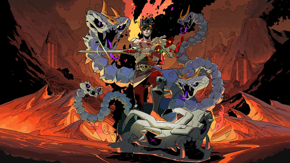 hades video game gaming supergiant games indie roguelike dungeon crawler