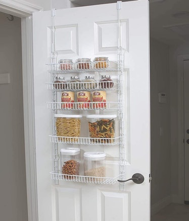 Smart Design Over The Door Pantry Organizer