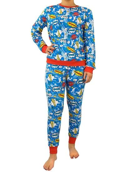 PingPop Womens Villanelle Pyjamas