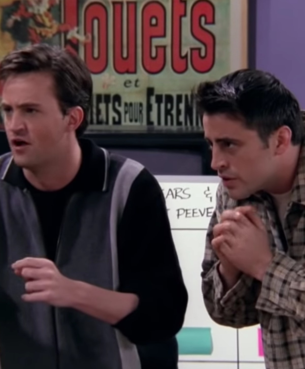 If you want to save money on date night, stay in and play trivia, like this episode of Friends.
