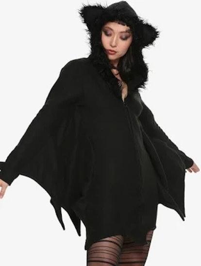 Hot Topic Cozy Bat Girls Costume