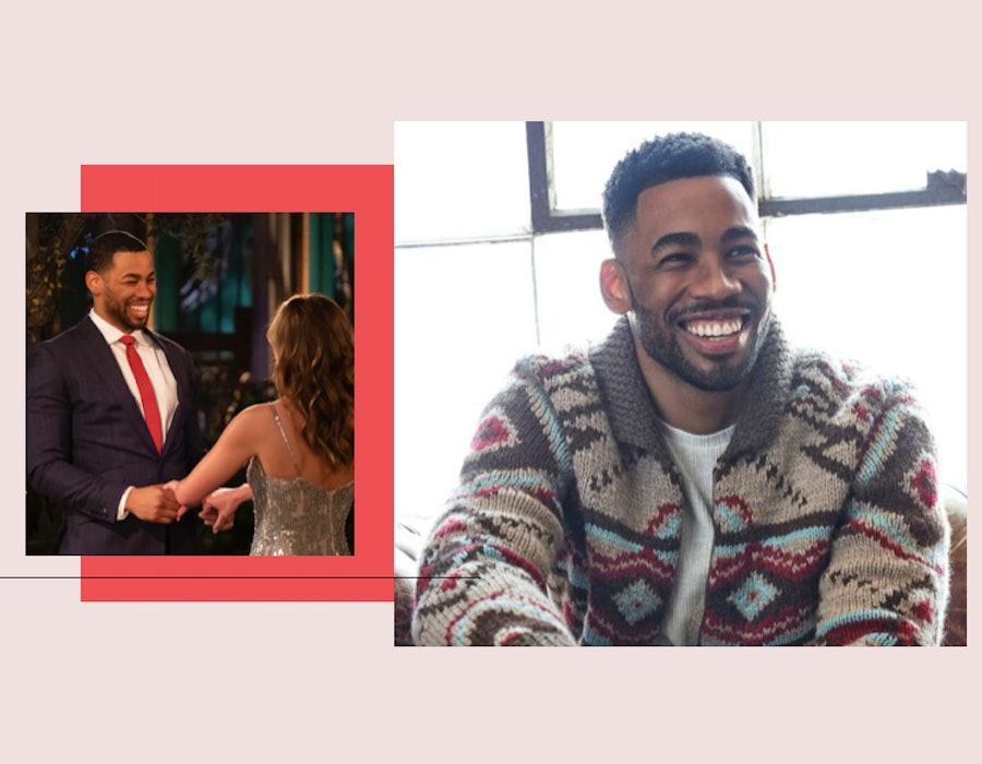 Mike Johnson 'Bachelorette' alum interview new book