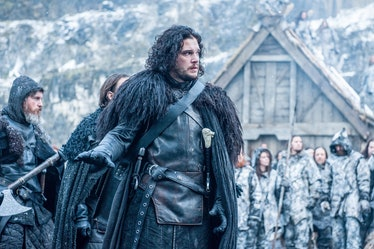 jon snow game of thrones night's watch