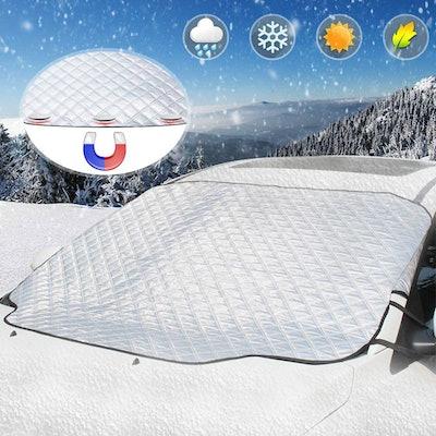 UBEGOOD Windshield Snow Cover