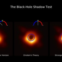 Scientists measure gravity at the edge of a black hole for the first time
