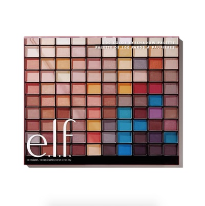 100 Color Eyeshadow Palette